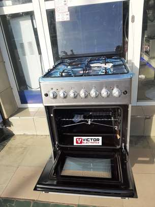 WESTPOINT 3 GAS + 1 ELECTRIC COOKER WCER6631 image 3