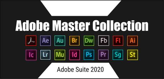 Adobe Suite 2020 [full & working] 1x5000(Access link)