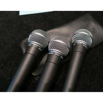shure sm 58 microphone image 1