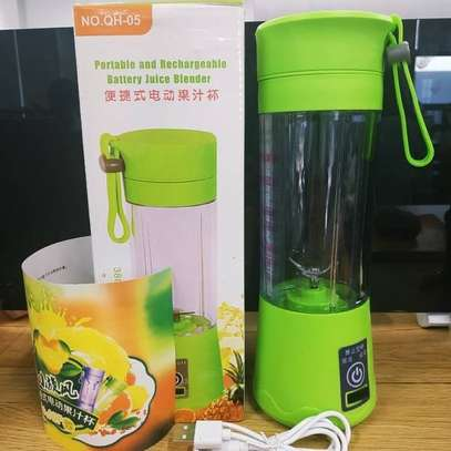 Portable and rechargeable battery juice blender image 2