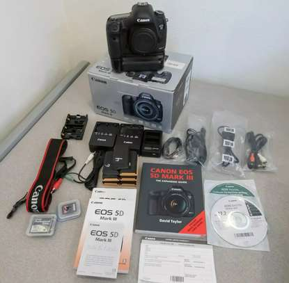 New Canon 5D Mark iii
