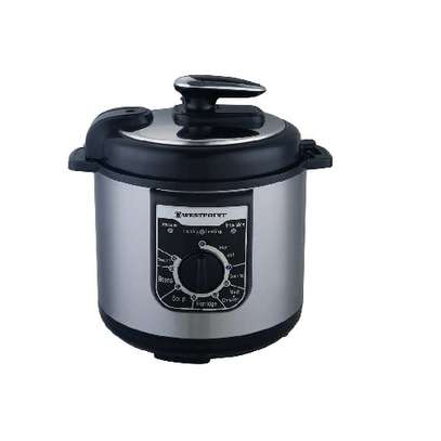 Westpoint 6L 1000W Electric Pressure Cooker image 1
