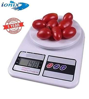 KITCHEN DIGITAL WEIGHT SCALE image 1