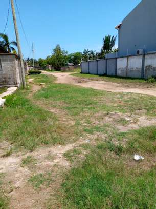 Mbezibeach Plot For Sale image 1