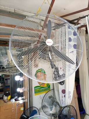 BELL WALL FITTED FAN image 1
