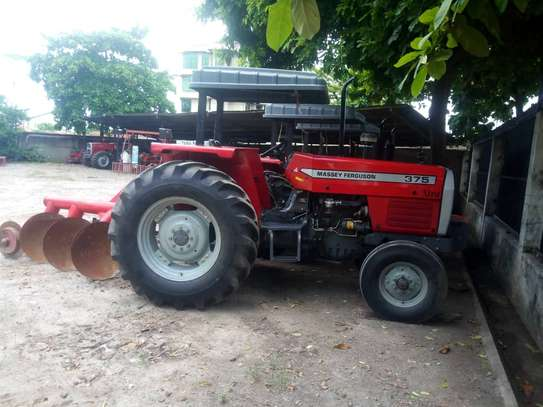 2018 Massey Ferguson 375 2WD 73HP TSHS 40MILLION image 1