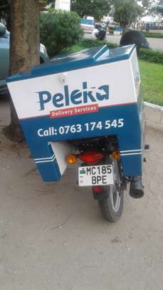 Peleka Delivery Services image 2