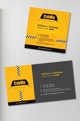 BUSINESS CARD PRITING image 2