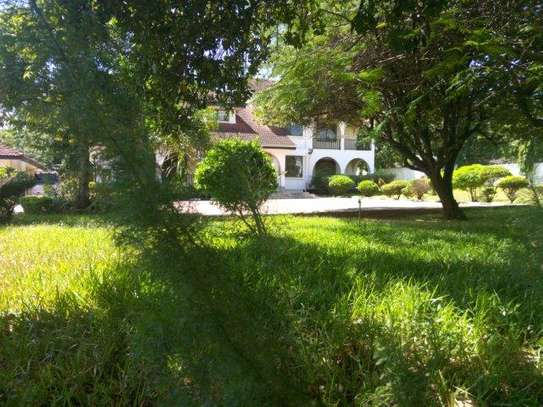 4bed house  with helcopter ground at masaki $5000pmnear IST image 6