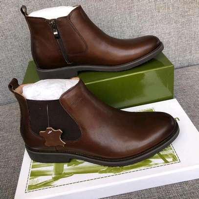 Original Leather office shoes image 6