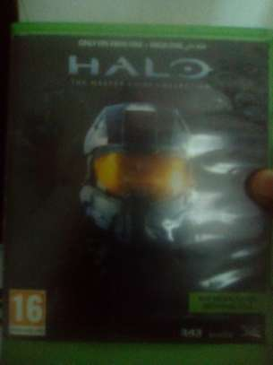 HALO-THE MASTER CHIEF COLLECTION