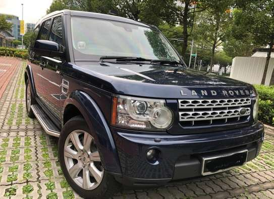 2013 LAND ROVER DISCOVERY 4 SDV6 HSE USD 21150 UP TO DAR PORT TSHS77MILLION ON THE ROAD image 1