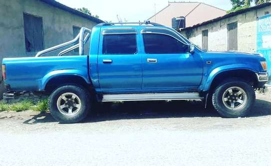 1996 Toyota Hilux Pickup Double Cabin