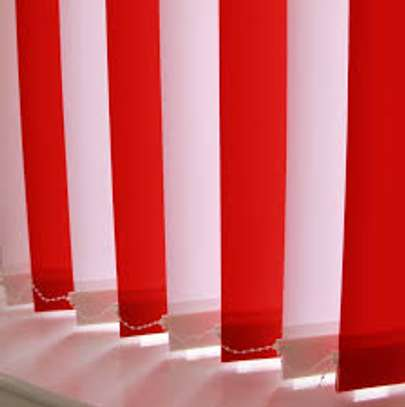 Vertical Blinds- Curtains for offices image 2