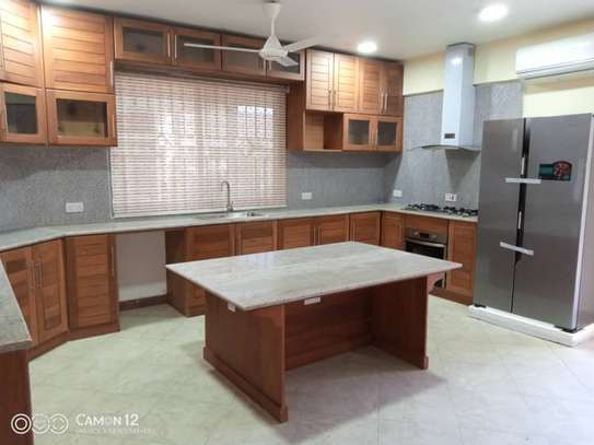 4 bed room brand new with pool for rent $3000pm at oyster bay dar image 6