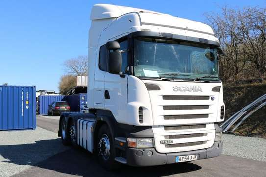 2005 Scania R420 Tractor Unit 6x2 image 4