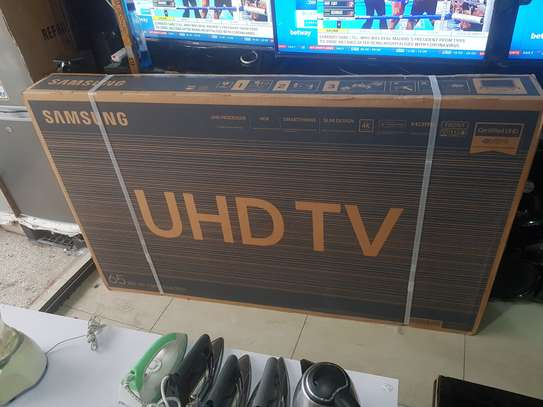 SAMSUNG UHD SMART TV 65 INCHES