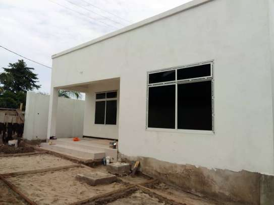 2 bed room brand new house villa for rent at salasala mwisho wa lami image 2