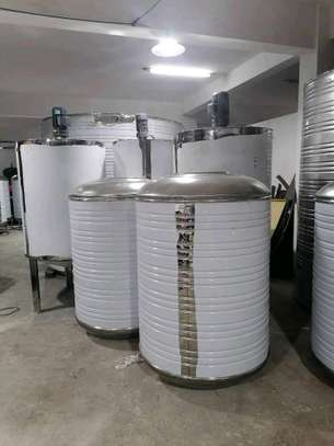 STAINLESS STEEL TANKS image 1