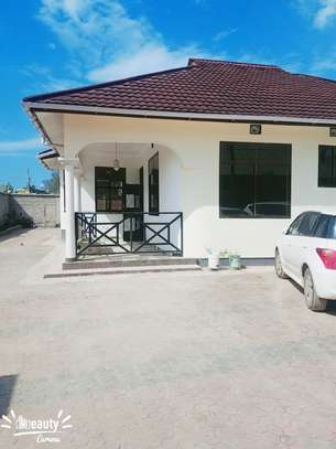 4bedroom house for Rental at tegeta namanga