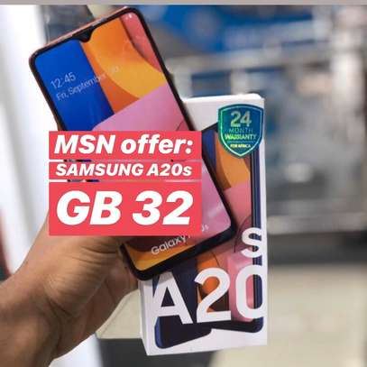 SAMSUNG A20s GB 32 (Special Offer)