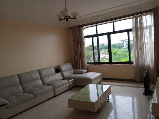 3 Bdrm Fully Furnished House at Masaki