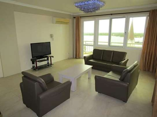 3 Bedrooms Full Furnished Ocean View Apartments in Kisutu Posta image 1