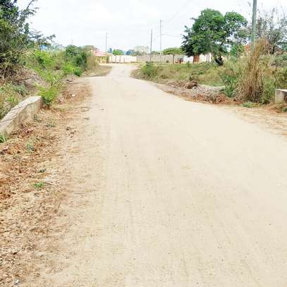 COMMERCIAL LAND FOR SALE AT KIBAHA TOWN image 4