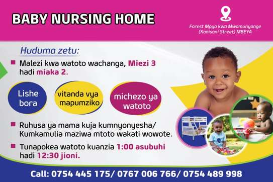CHILDRENS DAY CARE! ARCH ANGELS MONTESSORI AND NURSING HOME image 2