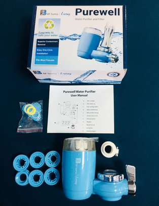 PureWell Water Purifier & Filter