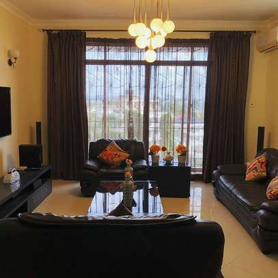Fully Furnished 2 Bedroom Apartment for rent in Msasani with sea view