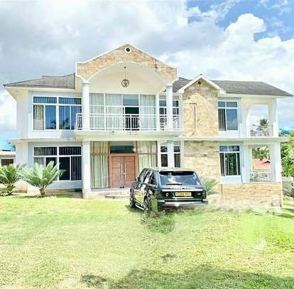 4 bed room  big house for rent at goba image 1