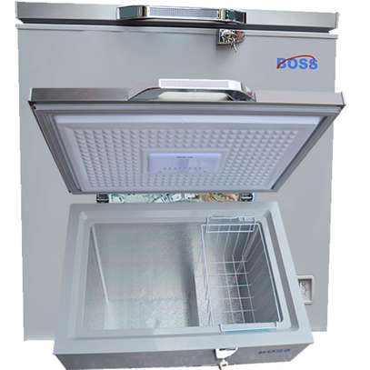 BOSS Deep Freezer 140LTR -BE 140SVR