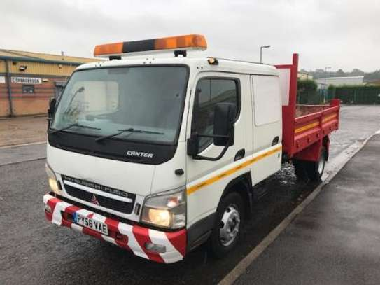 2007 Mitsubishi CANTER 7C14 DROP SIDE TIPPER