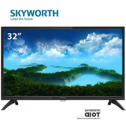 32INCH SKYWORTH LED TV image 1
