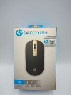 HP Wireless Optical Portable Mouse Black image 2
