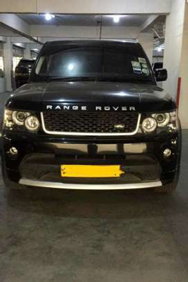 2007 Rover Range Rover sport 4.2supercharge image 2