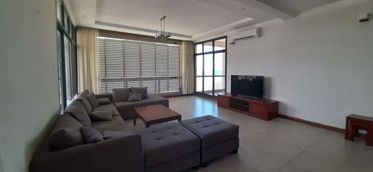 3 Bedroom Beautiful Apartment For  Rent in Msasani image 12
