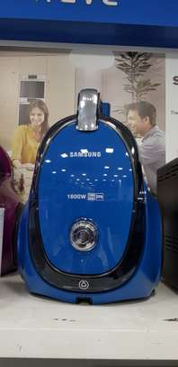 SAMSUNG VCMA16BS Canister VC with Two chambers, double the cleaning, 1600W image 1