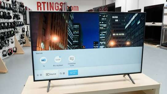 "SAMSUNG 75"" SMART TV FLAT SERIES 7 UHD 4K image 1"