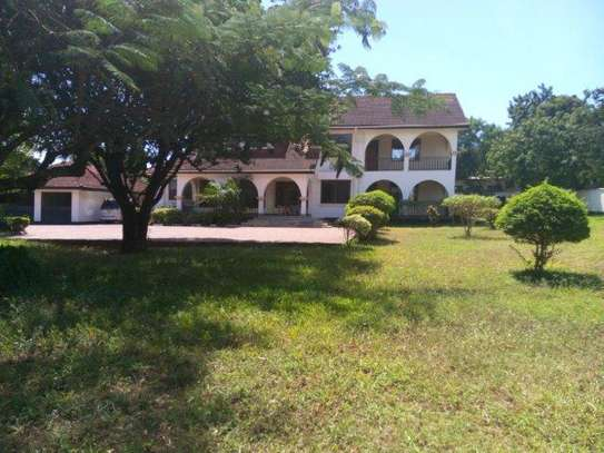 4bed house  with helcopter ground at masaki $5000pmnear IST image 8