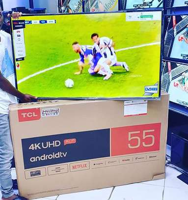 55 TCL Smart UHD - 4K TV image 2