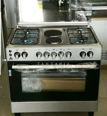 Delta gas, electric cooker & oven image 2