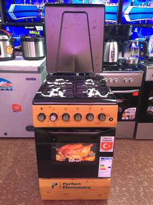 Euron 4 Gas Cooker & Electric Oven image 3