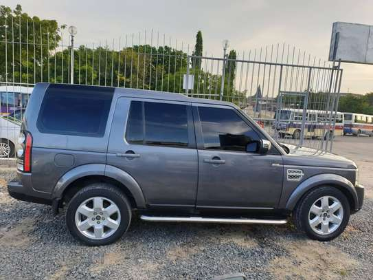 2007 Land Rover DISCOVERY-3 (DQK) image 10