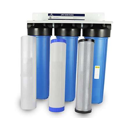 WATER FILTER AND HOUSING image 1