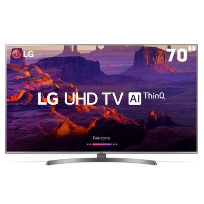 LG 70 INCH SMART ULTRA HIGH DEFINITION TV image 3