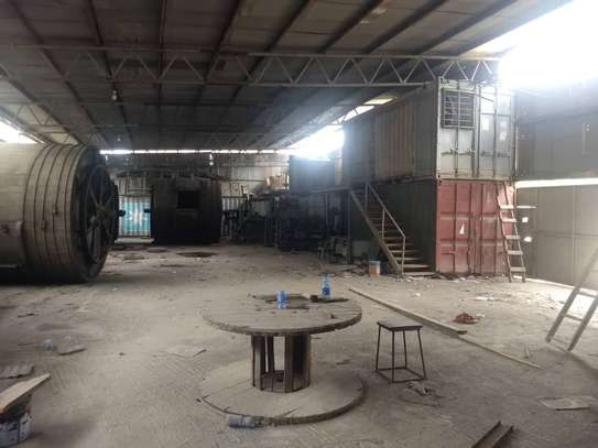 400 SQUARE METERS WAREHOUSE SPACE FOR RENT ON MAIN MBOZI ROAD CHANG'OMBE image 1