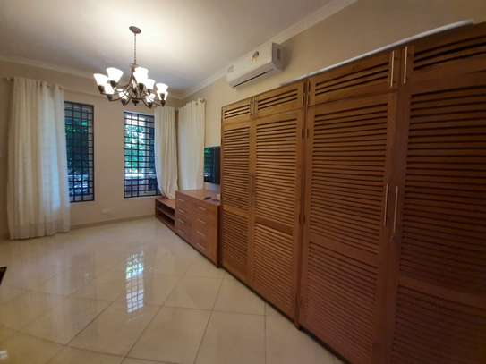1 Bedroom  New Spacious Bungalow For Rent In Masaki image 11