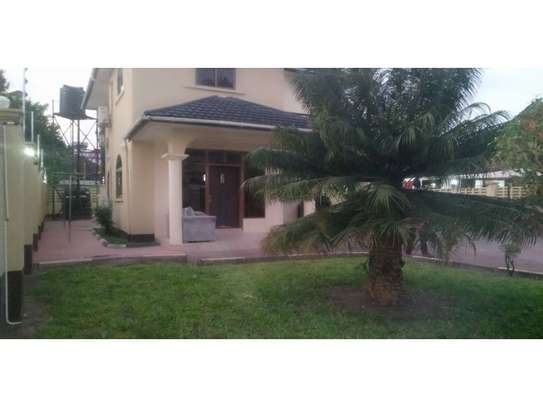 4bed house at mikocheni b  good house image 1